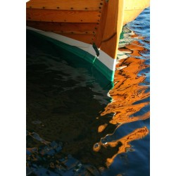 Ochre on Water